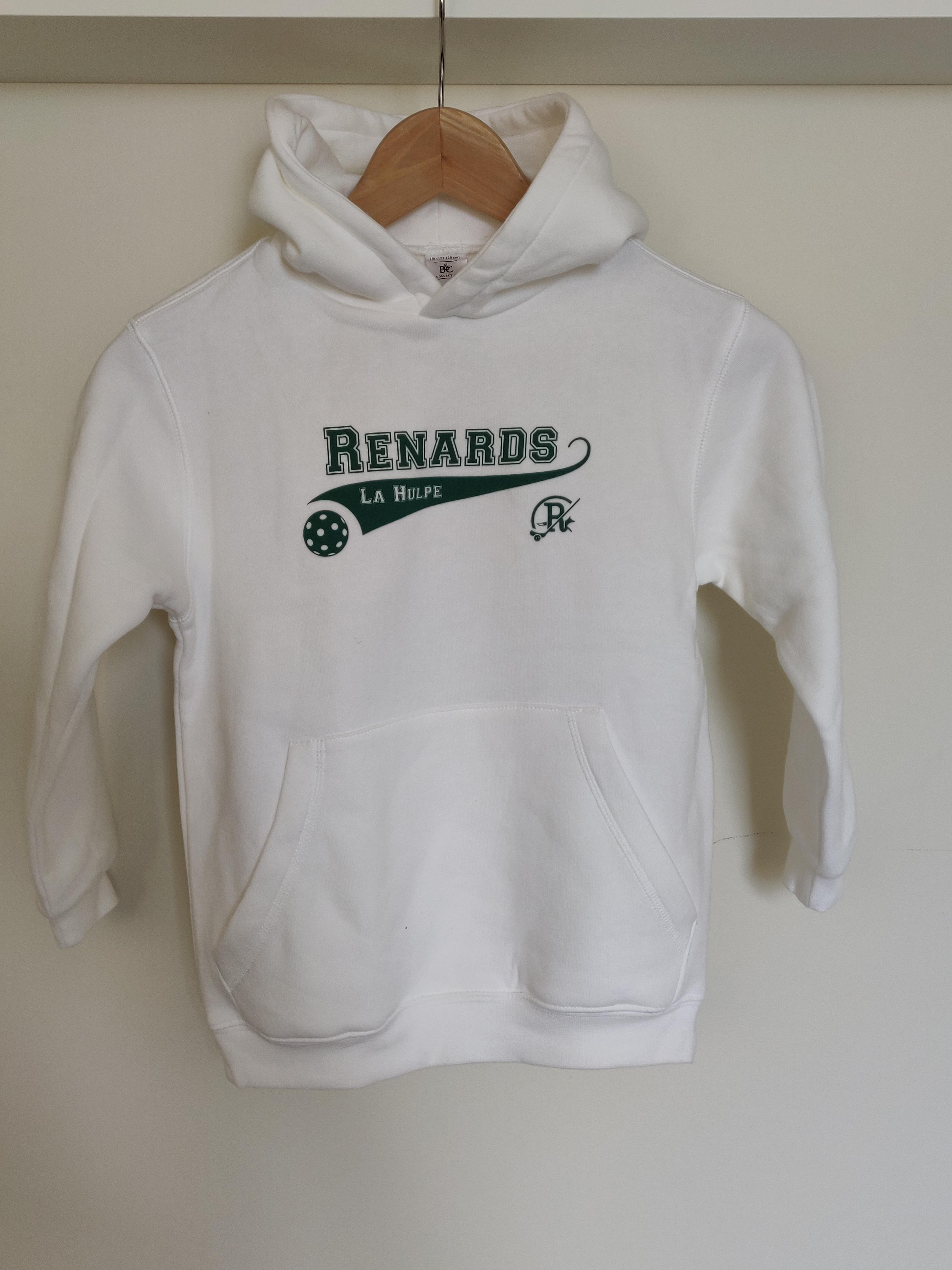 Pull Renards Enfants