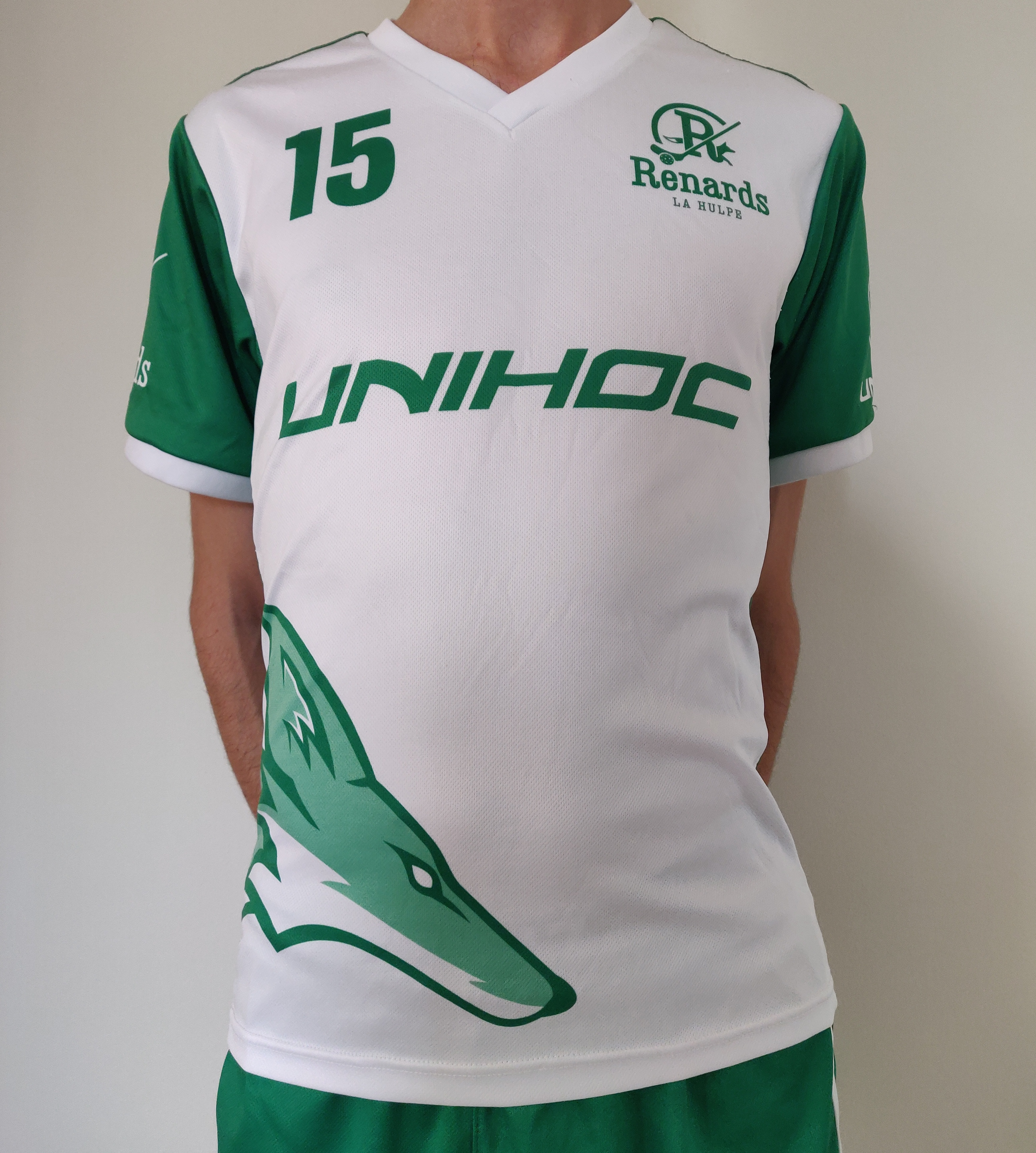 Maillot Supporter Home